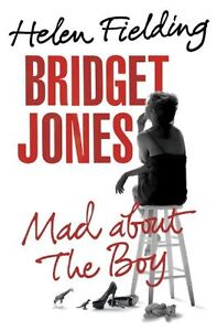 Bridget Jones-Mad About The Boy-Helen Fielding-Hardcover +