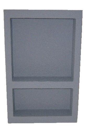 recessed shower shelf bath ebay. Black Bedroom Furniture Sets. Home Design Ideas