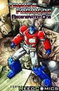 Transformers Graphic Novel