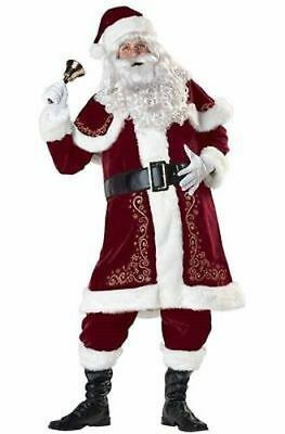 Incharacter Jolly Ol St Nick Santa Claus Holiday Christmas Jingle Xmas - Nick Costumes
