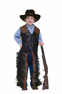 Dress Up Cowboy Boys Kids Halloween Costume Small - Kids Dress Up Cowboy Kostüm