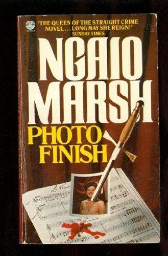 Photo-finish,Ngaio Marsh