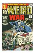 Weird War Tales Comics