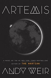 Artemis - ANDY WEIR - SCIENCE-FICTION