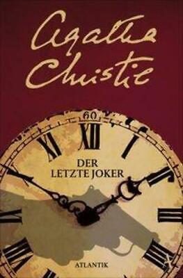 Der letzte Joker | Agatha Christie | Taschenbuch | Deutsch | 2021
