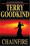 Terry Goodkind Signed