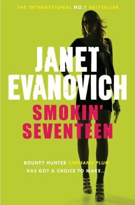 Smokin' Seventeen (Stephanie Plum 17)-Janet Evanovich, 9780755384907