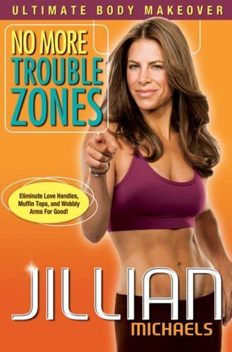 Jillian Michaels: No More Trouble Zones dvd New, Free shippi