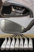 Ping G20 Irons Regular