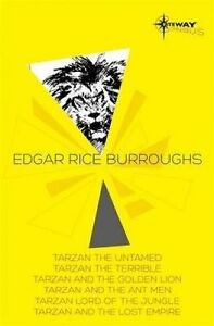Tarzan the Untamed and Other Tales: 2, Edgar Rice Burroughs
