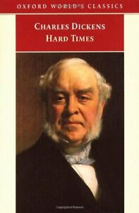 Hard Times (Oxford World's Classics),Charles Dickens, Paul Sch ,.9780192833679