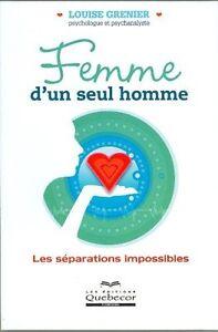 FEMME D'UN SEUL HOMME