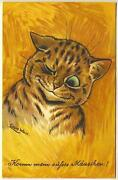 Louis Wain Signed