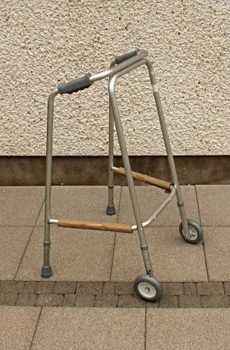 Zimmer Walking Frame For Sale In Dungannon County