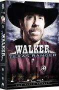 Walker Texas Ranger DVD