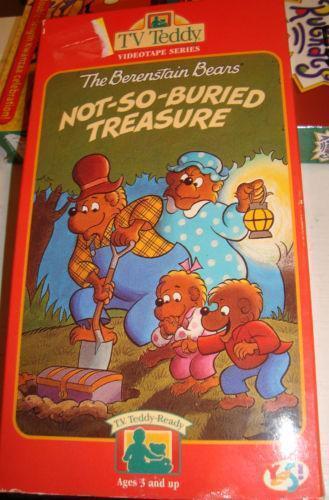 Treasure Toys Cartoon : Tv teddy ebay