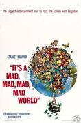 Mad Mad World Poster