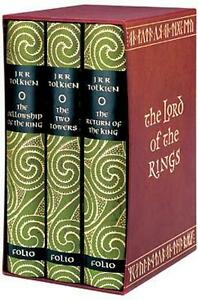 LORD-OF-THE-RINGS-Tolkien-FOLIO-SOCIETY-SLIPCASED-GIFT-EDITION-NEW-SEALED