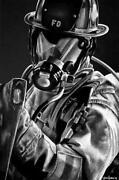 Firefighter Print