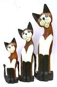 Katzenfiguren