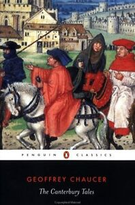 The Canterbury Tales (Geoffrey Chaucer , Penguin Classics)
