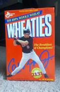 Cal Ripken Jr Wheaties Box