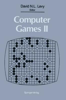 Computer Games - Computer Games II.by Levy, N.L.  New 9781461387565 Fast Free Shipping.#*=