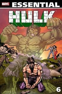 Essential Hulk Volume 6(Issues 201-225) Huge book!Excellent