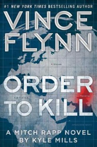 Order To Kill By Vince Flynn: Used