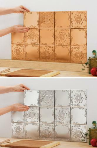 Copper Kitchen Backsplash Ebay