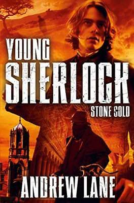 Stone Cold (Young Sherlock Holmes, Bk. 7)