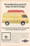 1967 Chevy Van