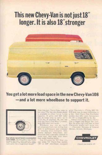 1967 Chevy Van  Ebay Motors