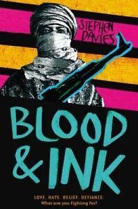 Blood & Ink, Stephen Davies