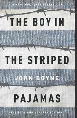 The Boy in the Striped Pajamas - Paperback By Boyne, John - GOOD