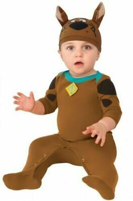 SCOOBY-DOO costume scooby doo do dog infant baby newborn 0-6  6-12 12-18 months](Scooby Do Costumes)