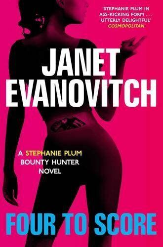 JANET EVANOVICH ___ FOUR TO SCORE ____ BRAND NEW ___ FREEPOST UK