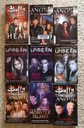 Buffy Book Lot