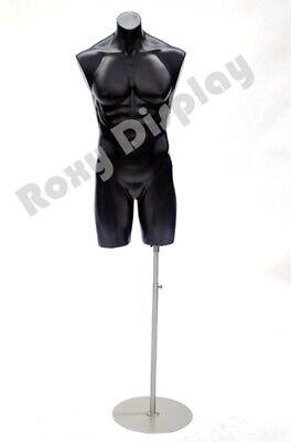 Male Manequin Mannequin Manikin Torso Form Ps-p908bkbs-04