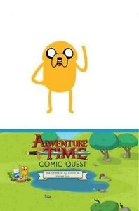 Adventure Time: Comic Quest Mathematical Edition: Volume Two by Adventure Time (
