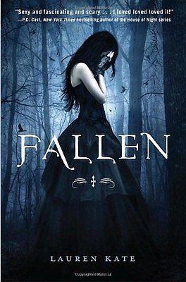 Complete Set Series - Lot of 5 Fallen HARDCOVER by Lauren Kate (YA Teen Fantasy)