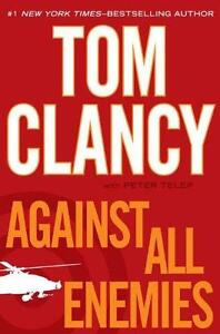 Tom Clancy, First printing, first edition