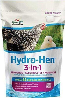 Manna Pro-feed And Treats Hydro-hen