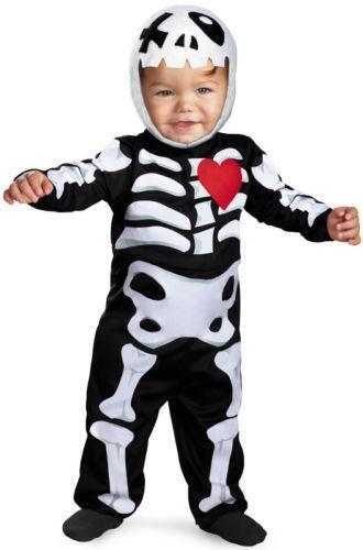 0ea80a337aa3 Baby Skeleton Costume