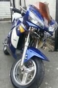 MIDI Moto Bike