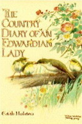 The Country Diary of an Edwardian Lady by Edith Holden Hardback Book The Fast