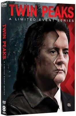 Twin Peaks  A Limited Event Series  New Dvd  Boxed Set  Dolby  Widescreen  Ac