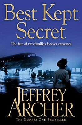 Best Kept Secret: 3 (The Clifton Chronicles) by Archer, Jeffrey Book The Cheap