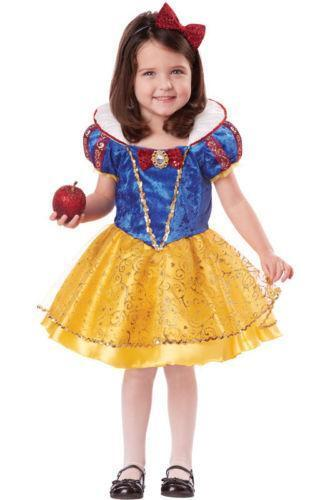 4a00af5ee Toddler Snow White Costume
