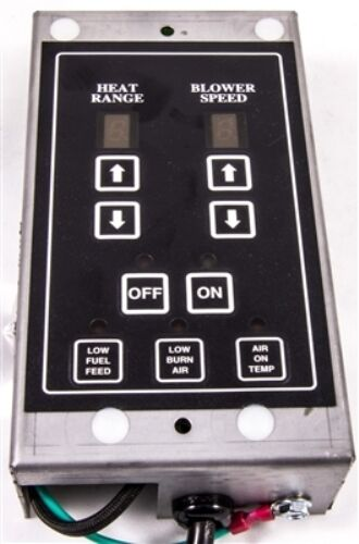 Digital Control Board for Pellet Stove built 2004 and beyond